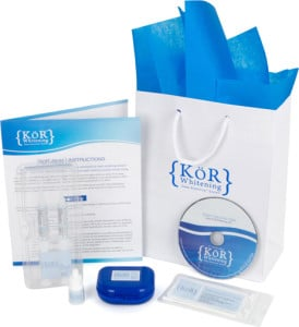 Picture or KOR Whitening System